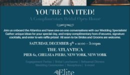 Wedding Invitation - Dockside Showcase