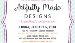 artfully made designs