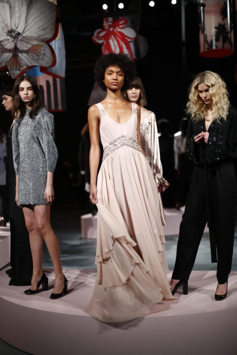 FW18 NYFW Recaps: BCBCMaxazria, @BibhuMohapatra, Angela Mitchell and Oxford Fashion Studio