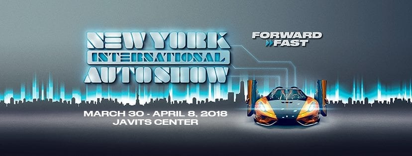 New York International Auto Show Friday March ThSunday April Th - Car show 2018 nyc