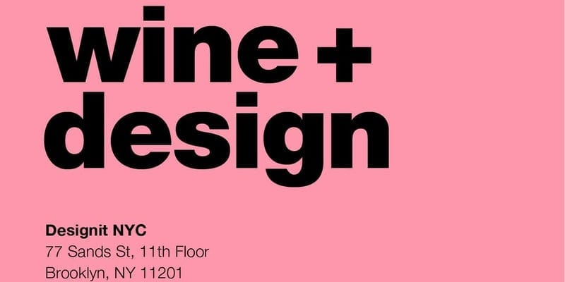 Wine + Design Open House- Thursday March 29th