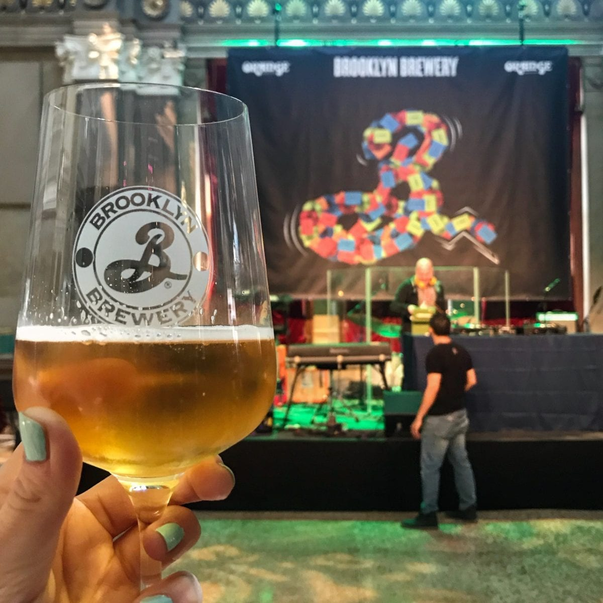Beer Mansion Might be the Most Extra Beer Event We've Been to & We're Not Complaining