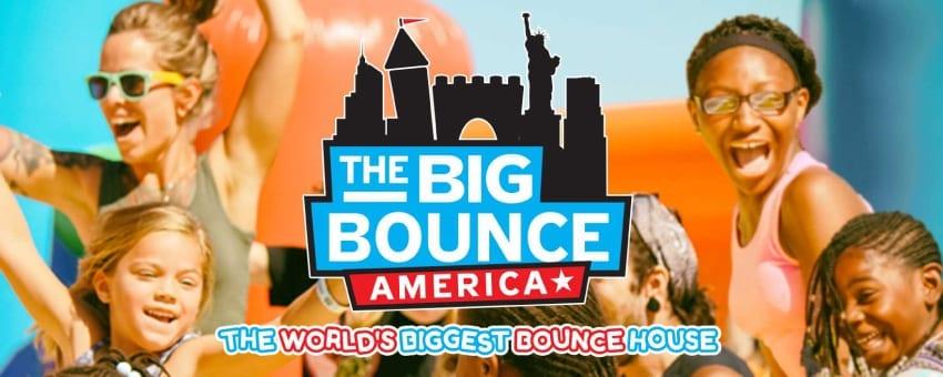 The Big Bounce America   Long Island NY- Wednesday June 27th- Sunday July 1st