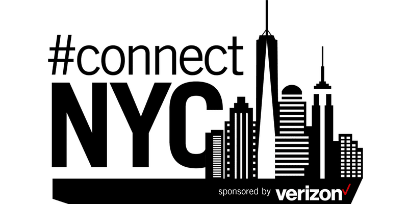 #connectNYC- Tuesday May 22nd
