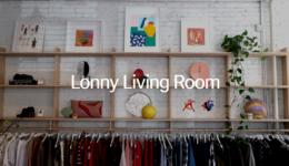 lonny living room