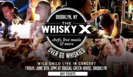 whisky x