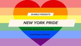 bumble pride