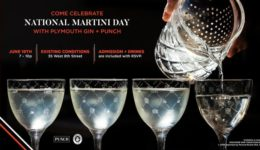 natn martini day