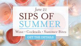 sips of summer