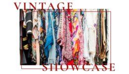 vintage showcaase