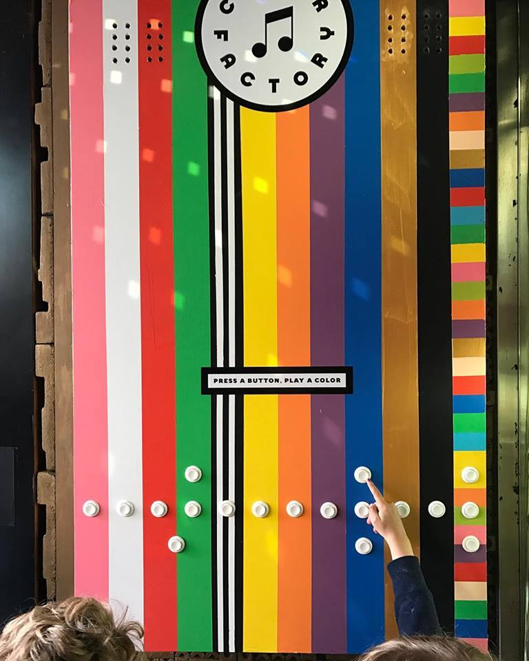 The Color Factory is Coming to NYC!