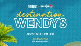 destination wendys