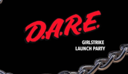 girl strike