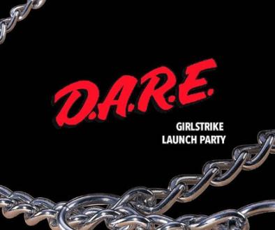 girl strike