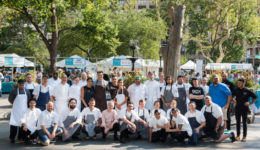 mad sq chefs