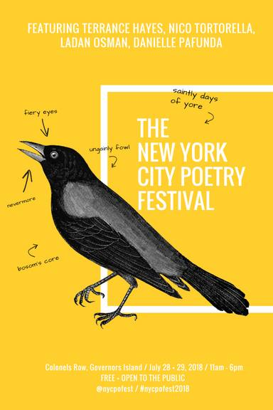 The 8th Annual New York City Poetry Festival- Saturday July 28th- Sunday July 29th