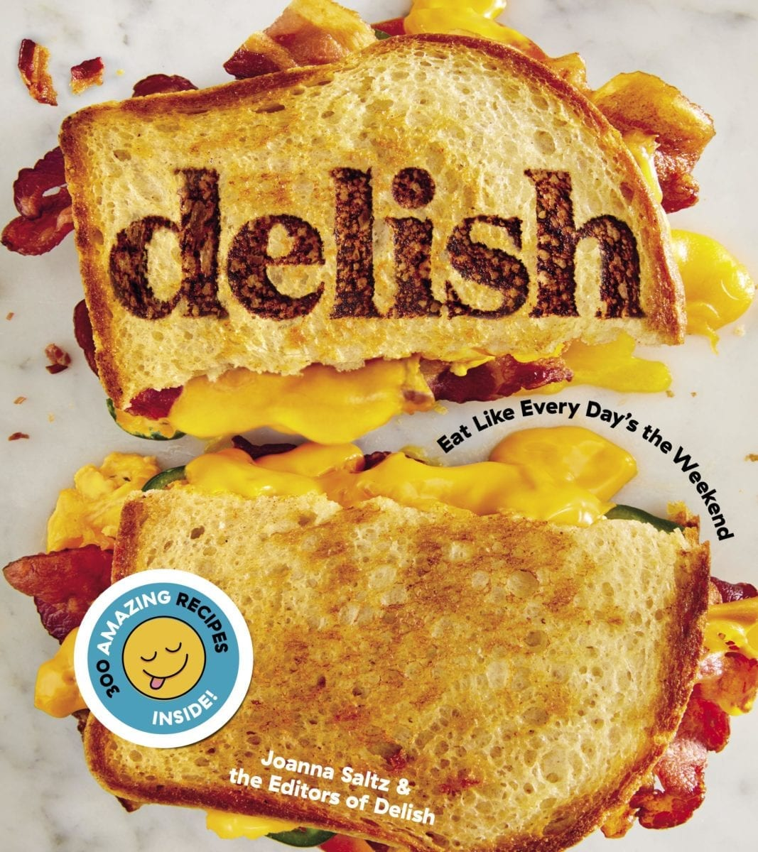 Delish Book Signing-Tuesday October 23rd