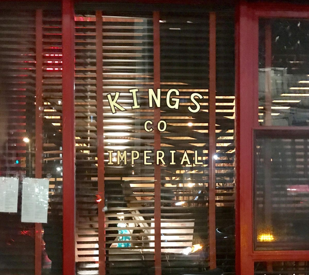 Step Up Your Happy Hour Game at Kings Co Imperial\'s New LES Location ...