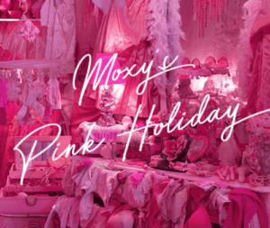 Holidays at the Moxy, Here's What's Happening at Their NYC Locations!
