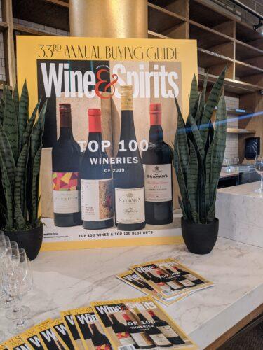 Wine Spirits Magazine Brings The Top 100 Symposium To New York City Nycplugged