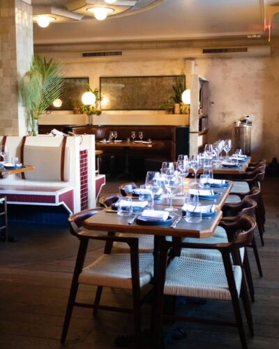 Get a Taste of Italy at Date-Approved Barano
