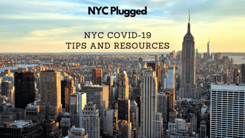 Here's Our List of NYC COVID-19 Tips and Resources