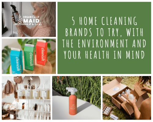 5 Home Cleaning Brands to Try, With the Environment and Your Health in Mind