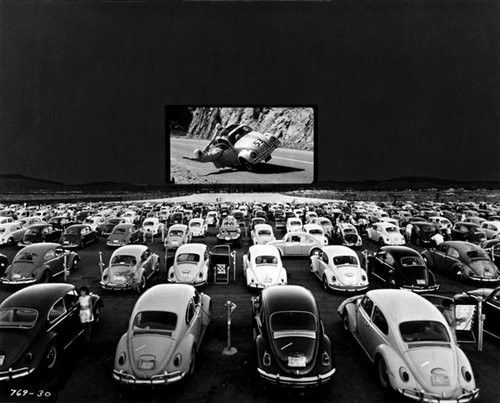 drive in old school