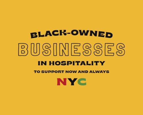 Black-Owned Businesses in Hospitality to Support Now and Always