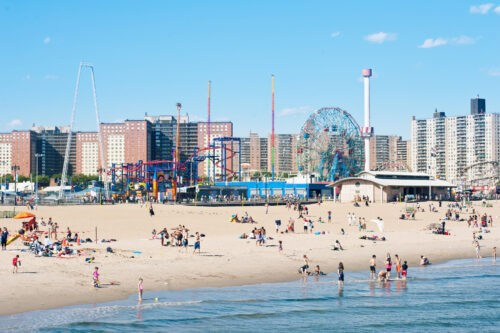 All You Need Is a Good Dose of Vitamin Sea. Beaches in and Near NYC to Visit This Summer!